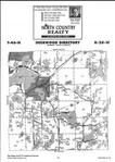 Map Image 018, Crow Wing County 2001 Published by Farm and Home Publishers, LTD